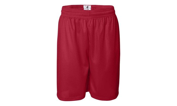 Badger Sports 9 Inch Mesh Short BA7209-3