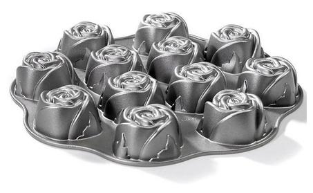 Rose Muffin Pan Mold Pastry Baking Cake Cupcake Bakeware Tray c0d8ed2e-7634-4a0a-8feb-7e3a90a0d58b