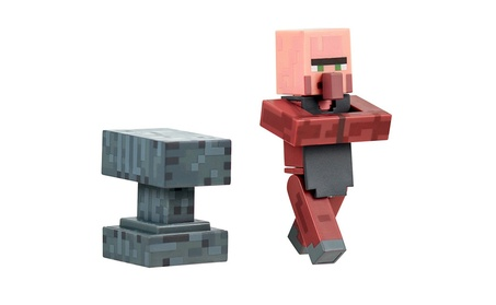 Minecraft Blacksmith Villager Action Figure e5fa8eec-582a-4ac7-b985-1d9d935a31a9