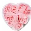 Body Favor Flower Colorful Rose Petal Soap Wedding Party Decoration