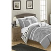 Briella Reversible Geometric Printed Comforter Set (3- or 4-Piece)