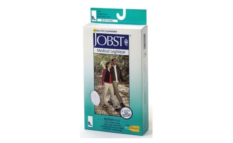 Jobst 110489 ActiveWear Firm Support Unisex Athletic Knee Highs 7f317c31-9ae3-45bf-8833-2aa270318370