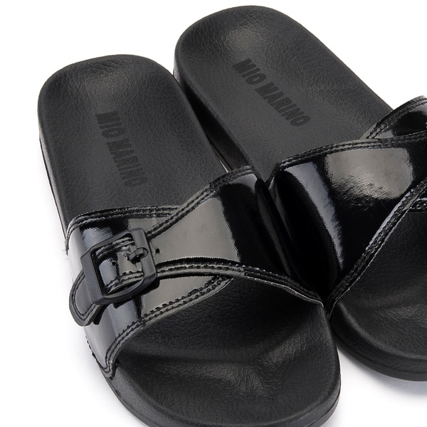 18f77e52f Mio Marino Adjustable Slides for Women - Beach Sandals - House Slippers |  Groupon