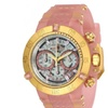 INVICTA 24382 Subaqua Noma III Anatomic Womens Quartz 42MM Pink, Gold