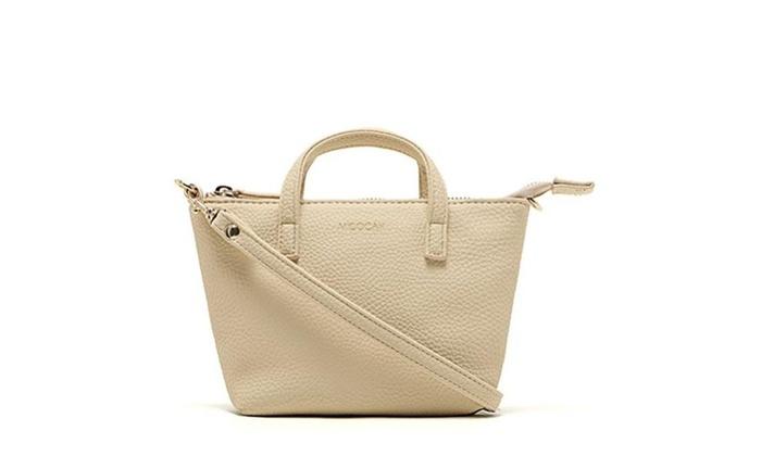 Women ladies Mini PU Leather M...