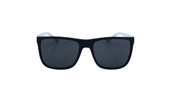 Blue Rubber/Grey by Dolce & Gabbana for Men - 56-17-140 mm Sunglasses