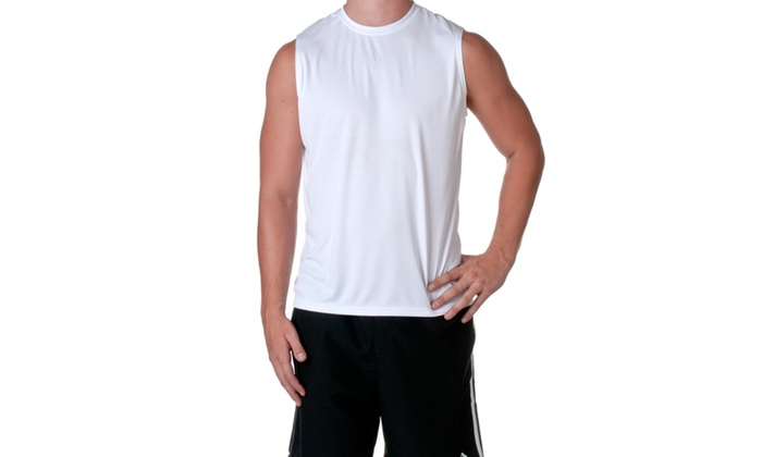 b3bd468f28e663 A4 Mens Cooling Performance Muscle Tee