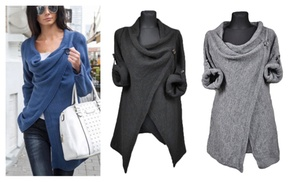 Wrapped Around You Snuggly Soft Cardigan at OSP, plus 6.0% Cash Back from Ebates.