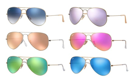 Ray-Ban Aviator Sunglasses for Women and Men