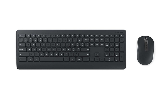 0d74f91701e Microsoft PT3-00001 Wireless Desktop 900 USB | Groupon