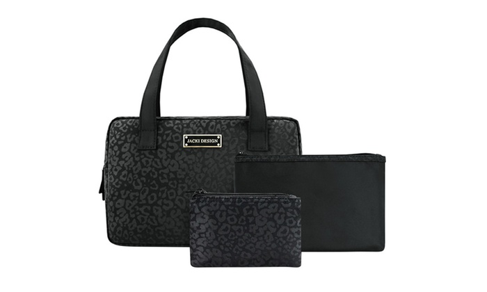 Jacki Design Miss Chantelle Piece HandBag Set