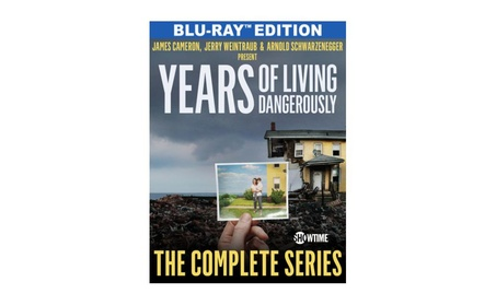 Years Of Living Dangerously; The Complete Showtime Series (Blu-ray) 3407b19e-5ae9-4ac6-9e9b-29268f8898e3