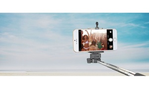 Universal Expandable Wired Selfie Stick
