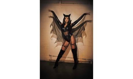 Leg Avenue Women's Midnight Bat Sexy Costume