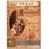 'Verdi' Canvas Rolled Art