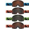 Dragon Alliance NFX Helmet Compatible Anti-Fog Ski Goggles