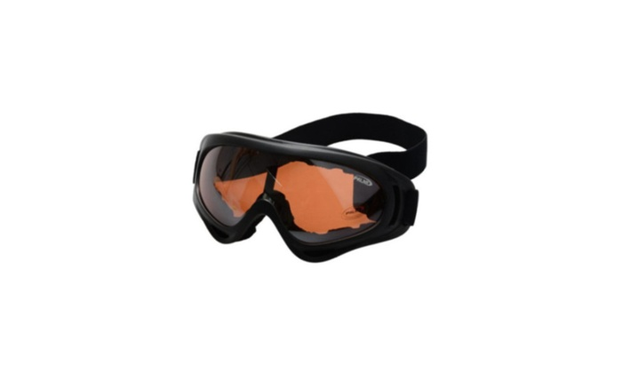 New Motorcycle Glasses Kite Surfing Jet Ski Tactical Airsoft Goggles – Orange