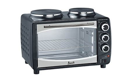 Avanti POBW111B-IS 1.1 cu. ft. Mini Kitchen Convection Oven photo