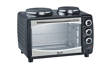 Avanti POBW111B-IS 1.1 cu. ft. Mini Kitchen Convection Oven photo