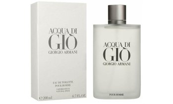 ACQUA DI GIO by Giorgio Armani 6.7 oz / 200 ml.EDT Cologne for MEN