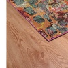 Jubilee Colorful Abstract Indoor Area Rug