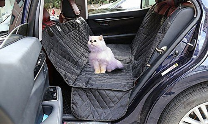 Stupendous Pet Back Seat Cover Dog Car Seat Cover Waterproof Nonslip Onthecornerstone Fun Painted Chair Ideas Images Onthecornerstoneorg