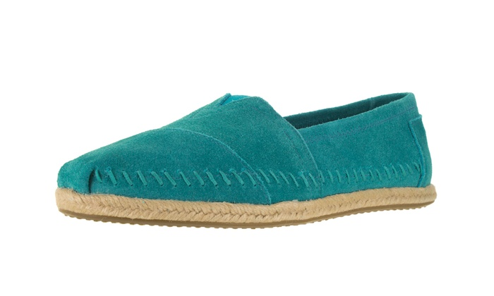 2017e3bc236 Up To 7% Off on Toms Women s Classic Casual Shoe