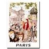 'Paris' Canvas Art