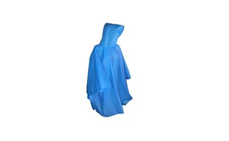 Kids Raincoat Lightwight Children's Poncho Rainwear