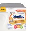 Pro-Sensitive OptiGro Infant Formula, 4 pack