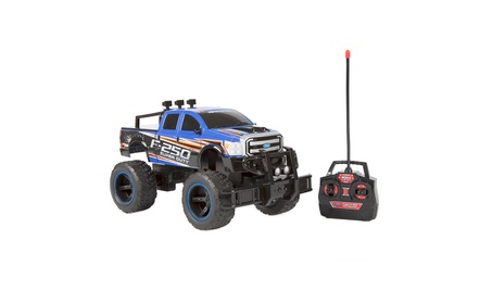Ford F-250 Super Duty 1:14 Electric Remote Control Monster Truck 20e63255-cc80-47ac-840e-2de1c13a8f29