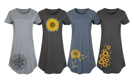 Instant Message: Top Selling Sunflower Women's Dresses