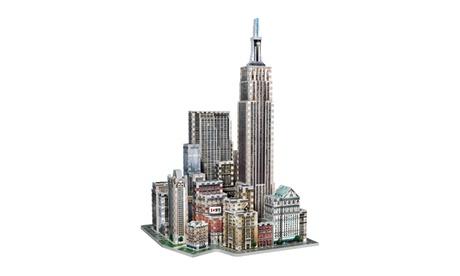Wrebbit - 2011 Midtown West New York 3D Puzzle 4ad9aba2-4c48-497b-aec3-9c17eb38af03