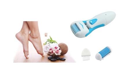Electrical Pro Pedicure Kit Foot Care Hard Dead Skin Callus Remover 86ef95ae-fc25-4940-9fe2-74942616ae34