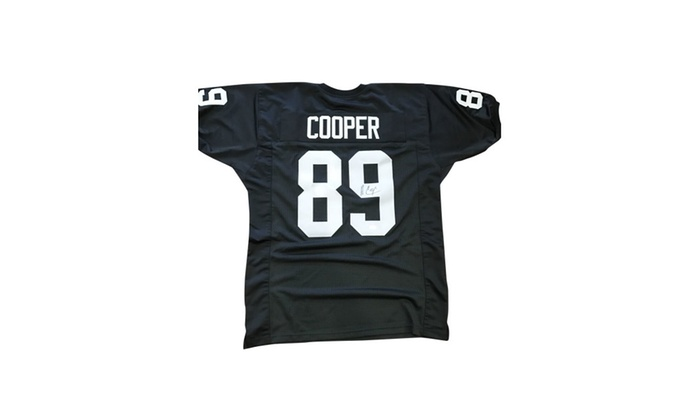 custom raiders jersey