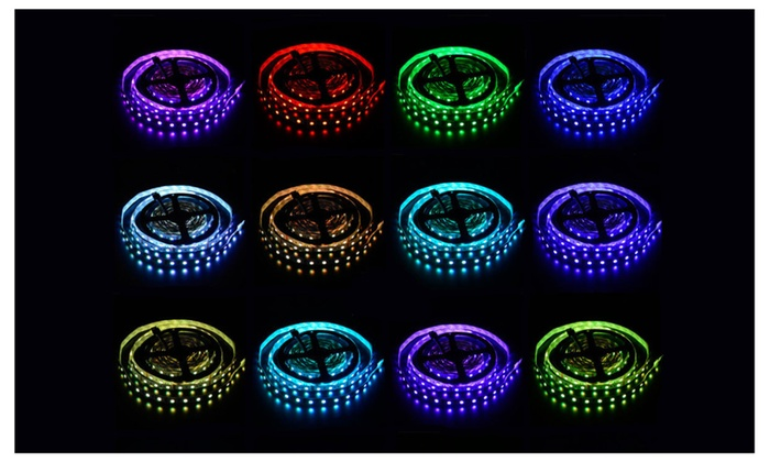 Colorful LED Light Strip