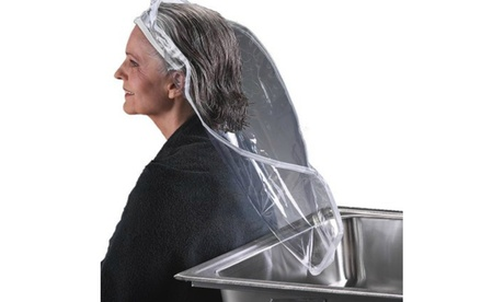 Womens Hair Washing Funnel Anti-Spill Proof Easy Hair Wash Hair Accessories