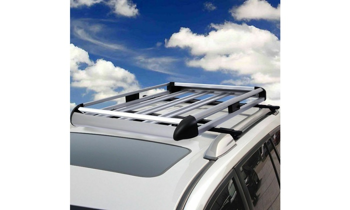 Up To 50 Off On 50 X38 Aluminum Car Roof Car Groupon Goods
