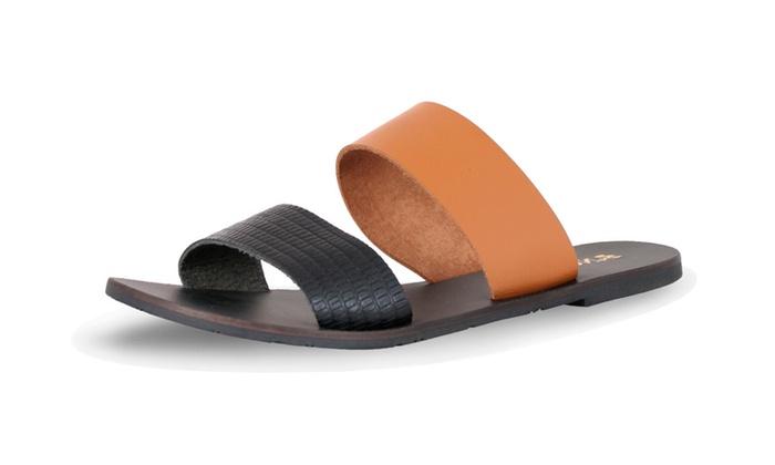 Noosa Leather Sandal