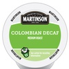 Martinson K-Cup for Keurig Colombian Decaf single cup coffee