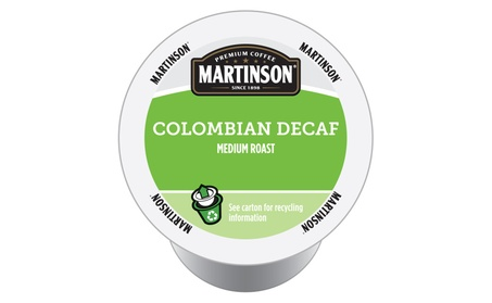 Martinson K-Cup for Keurig Colombian Decaf single cup coffee b0b90bb7-7f8c-4a96-a29b-ed497f9430d7