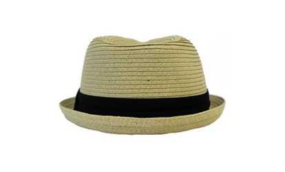 d2f31c03005 Shop Groupon AccessHeadwear Sun Styles Rico Kid s Classic Trilby Style  Fedora