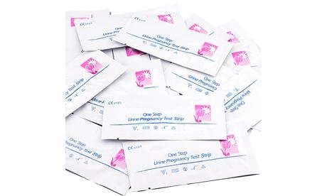 One Step HCG or Ovulation LH Pregnancy Urine Fertility Test Strips