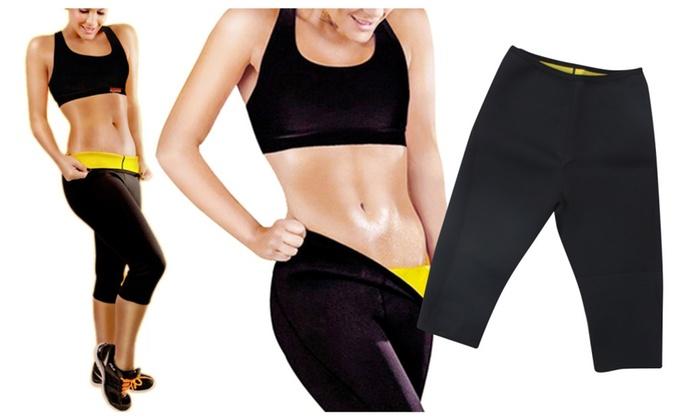Thermo Slim Ladies Workout Knee-Pants