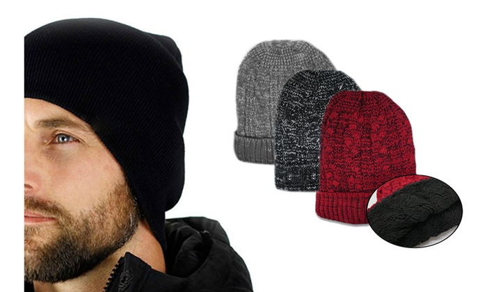 90f9e29c7 Up To 83% Off on Men's Heat Thermal Insulated ... | Groupon Goods