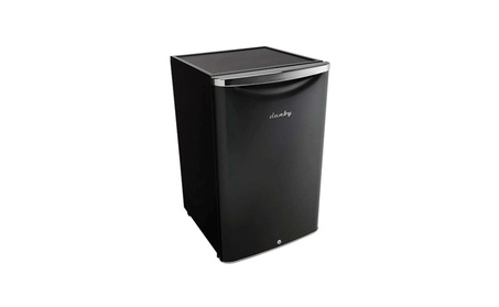 Danby 4.4 Cubic Feet Compact Sized Refrigerator, Black photo