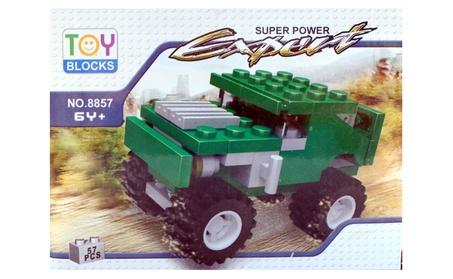 Toy Blocks Super Power Expert Building Set 57 Pcs 100% Lego Compatible 76ed420e-2d37-41c5-afa0-bb21620a7e2d