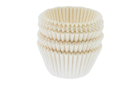 Norpro 3590 100 Count White Mini Muffin Cups f0479a82-46e2-4a7f-8606-9a963409b686