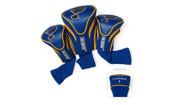 Team Golf MLB 3 Pack of Headcovers