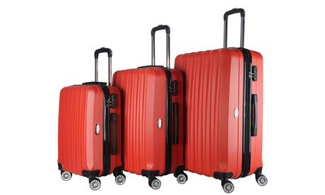 Brio Hardside Spinner Luggage Set (3-Pieces) 63c0ea15-2ba1-4892-bc4c-1a88941e0cc2